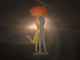 Paraplu miniatuur