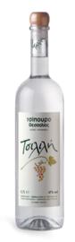 Tsipouro Tsililis zonder anijs 700 ml.