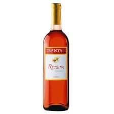 Retsina rosé 0.75L  (18+)