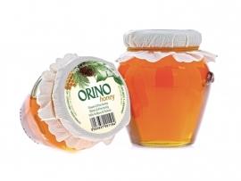 Dennen-honing 400 gr.