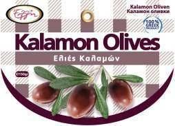 Kalamon olijven 250 gr.