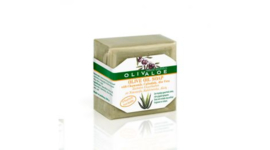 Handmade Traditional Olive Oil Soap with Aloe Vera, Calendula 200.ml