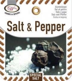 Zeezout en Peper