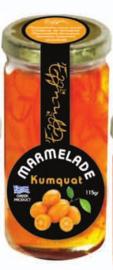 Kumquat marmelade   115 gram