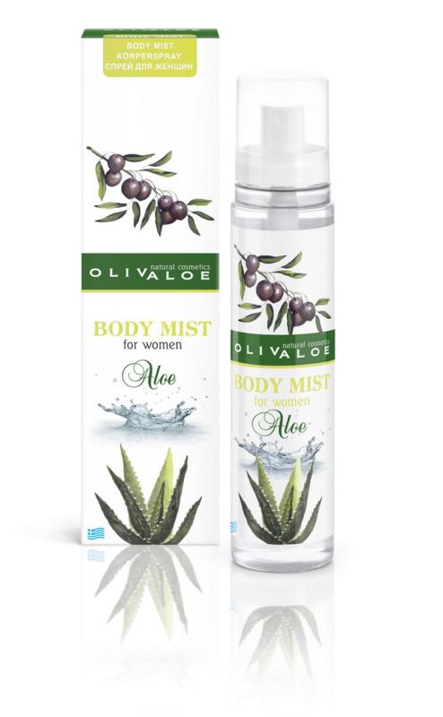 Body Mist voor vrouwen - Aloë  130 ml