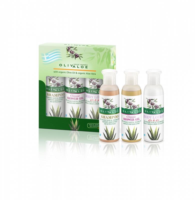 Giftset Shampoo & Showergel & Bodylotion