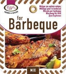 Kruidenmix voor Barbeque