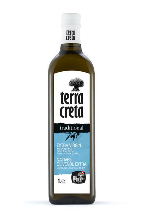 Traditionel extra vierge olijfolie  1 liter