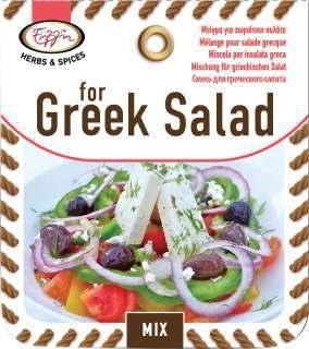 Kruidenmix voor Griekse salade