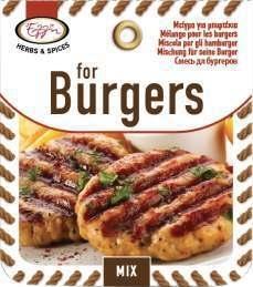 Kruidenmix voor Bifteki