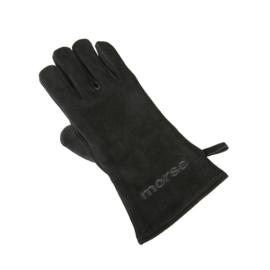 Morso leren kachel handschoen