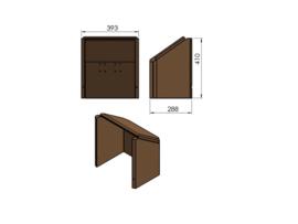 Vermiculite binnenwerk compleet Termatech TT40 serie