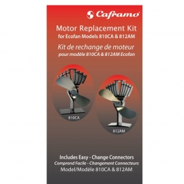 Caframo Ecofan motor replacement kit 812/810, 800 & 806
