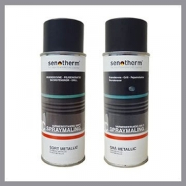 Spuitbus Senotherm kachelverf voor Termatech kachels
