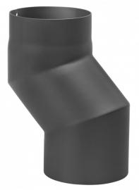 Versleping zwart 4 ,6, 8, 10 of 12 cm/ Ø 125 mm