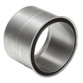 Nisbus staal / Ø 125 mm