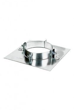 Verdiepingsondersteuning gegalvaniseerd / Ø 125 mm