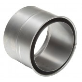 Nisbus staal / Ø 120 mm