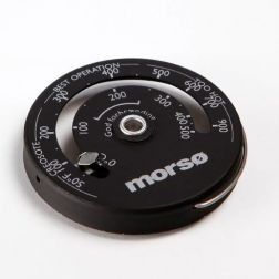 Morso pijp thermometer, magnetisch