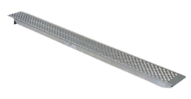 Oprijplaat aluminium 200kg