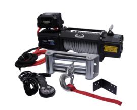 Elektrische lier - Torso - 12 V, 5443 kg