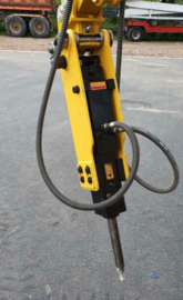 Sloophamer hydraulisch