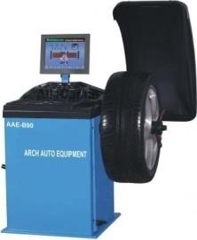 Banden balanceer machine AAE-B120G