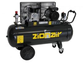 Compressor 150 liter tank - 2,2KW, 230V, 10bar