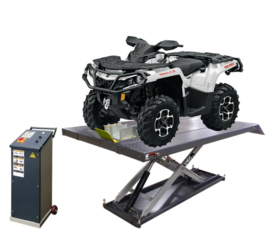 MC-600 motorfiets lift