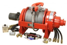 Lier hydraulisch - Torso - 24V, 9072kg