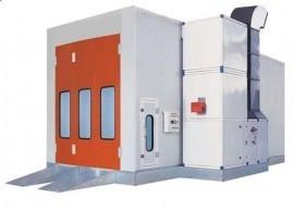 Spuitcabine AAE-SB8600 Gas gestookt