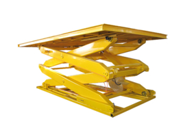 Schaar verdiepinglift type AAE-MS130.2555   5.5mtr