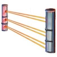 Laser beveiliging voor goederen liften