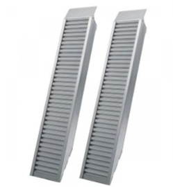 Oprijplaten aluminium (set) 2,3m 2800kg