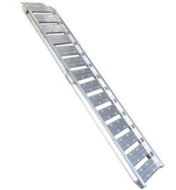 Oprijplaat aluminium 500kg