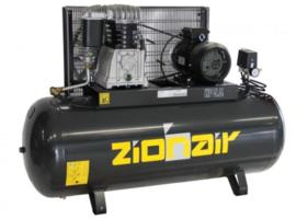 Compressor 270 liter - 4kW, 400V, 11bar