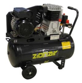 Compressor 50 liter tank - 2,2KW, 230V, 8bar