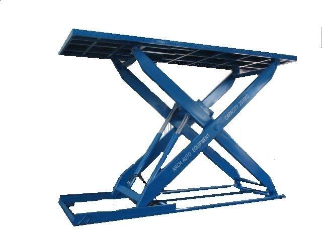 Schaar verdiepinglift type AAE-MS130.2540