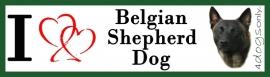 I LOVE Mechelaar / Belgian Shepherd Dog OP=OP