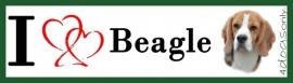 I LOVE Beagle OP=OP