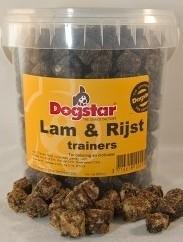 Potje 400 gram Lam & Rijst trainers