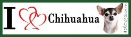 I LOVE Chihuahua (Husky) OP=OP
