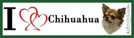I LOVE Chihuahua Langhaar OP=OP