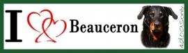 I LOVE Beauceron OP=OP