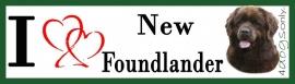 I LOVE New Foundlander Bruin OP=OP