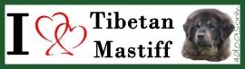 I LOVE Tibetan Mastiff 01 OP=OP