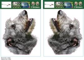 Deerhound setje 2 stuks OP=OP