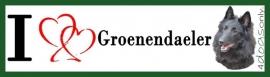 I LOVE Groenendealer OP=OP