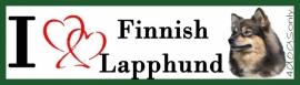 I LOVE Finnish Lapphund OP=OP
