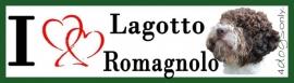 I LOVE Lagotto Romagnolo OP=OP